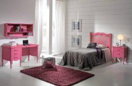 Dormitorio femenino clásico El Ejido