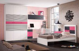 Dormitorio juvenil chica Pinos Puente