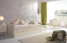Dormitorio beige clásico Atarfe