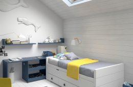 Dormitorio adolescente Baza