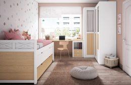 Dormitorio juvenil esquinero Málaga