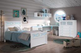 Dormitorio_juvenil_con_cómoda_Lanjarón_Granada