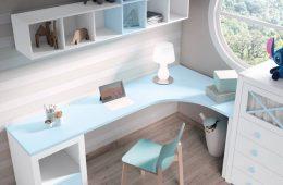 escritorio esquinero juvenil Huescar