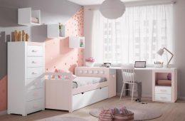 Dormitorio juvenil femenino Albolote