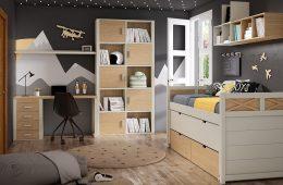 armario estanteria juvenil