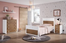 Dormitorio juvenil madera Velez Málaga