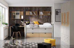 Dormitorio juvenil Pinos Puente