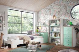 Dormitorio juvenil unisex Peligros