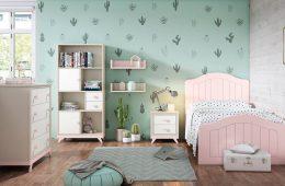 Dormitorio juvenil femenino Loja