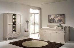 habitación clásica tonos beige