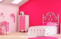 Habitación_infantil_rosa_Granada