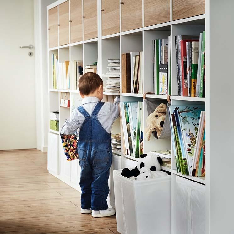 ¿Cómo pueden aprender mis hijos a ordenar?