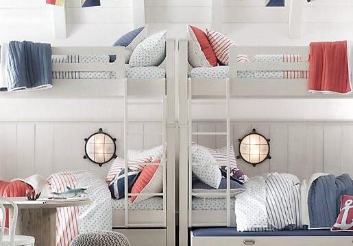 Habitación infantil marinera: Ideas de decoración