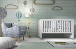 Elegir la cuna del bebé, todo lo que necesitas saber