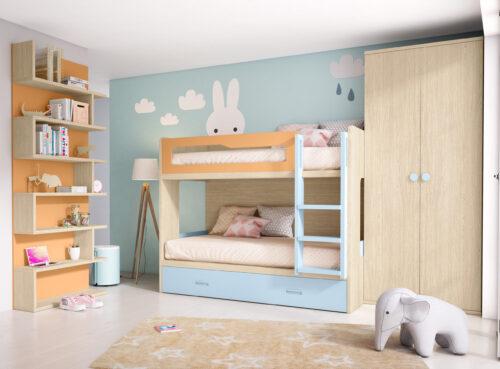 Consejos profesionales decorar dormitorio infantil