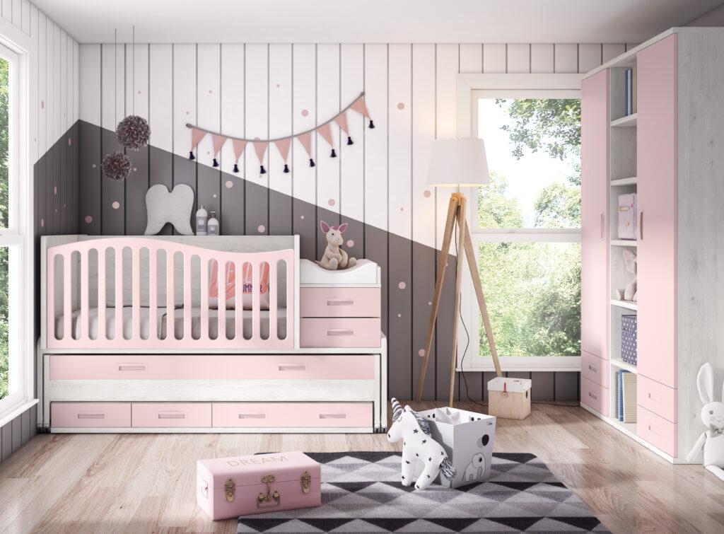 Decoración para principiantes: Decorar y diseñar el cuarto infantil