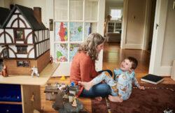 Habitación de los niños: Actividades de organización para hacerles cómplices del orden