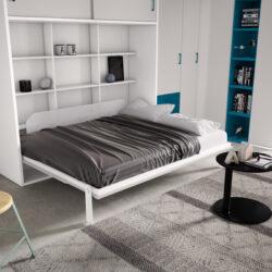 Dormitorios juveniles con cama grande